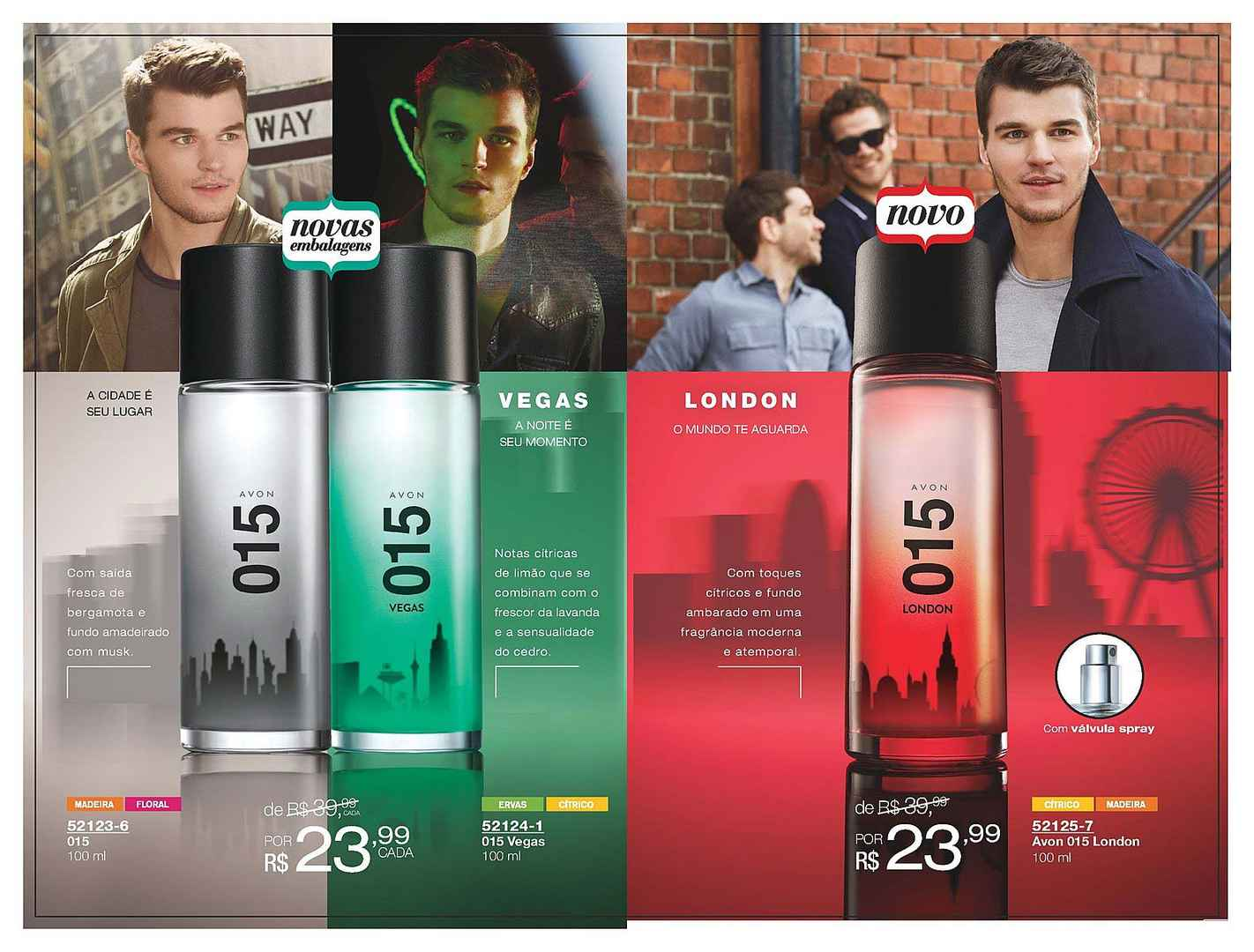 Avon Folheto Cosm 233 Ticos Campanha 11 2017