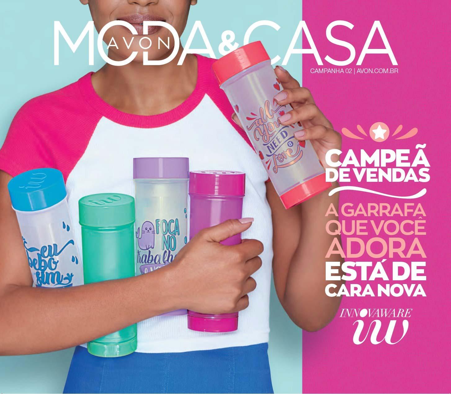 Avon Folheto Moda Casa Campanha 2 2020